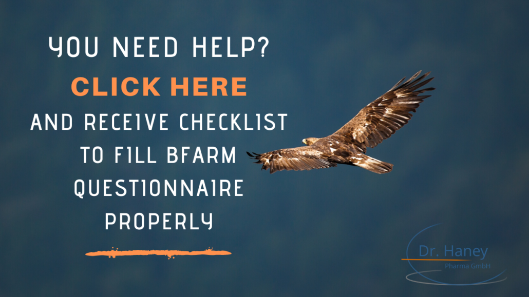 Click here and receive a checklist